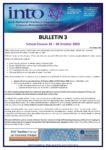2020-21: Bulletin 3 – School Closure