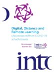 Digital, Distance and Remote Learning