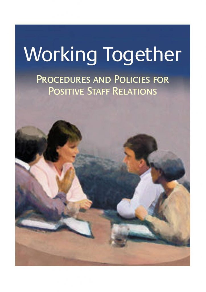 Working Together (PDF)