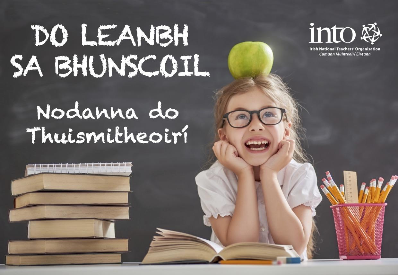 Do Leanbh sa Bhunscoil – Nodanna do Thuismitheoirí