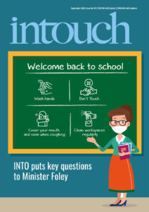 Click on the image to read this month's InTouch.
