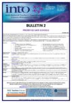2020-21: Bulletin 2 – Prioritise Safe Schools