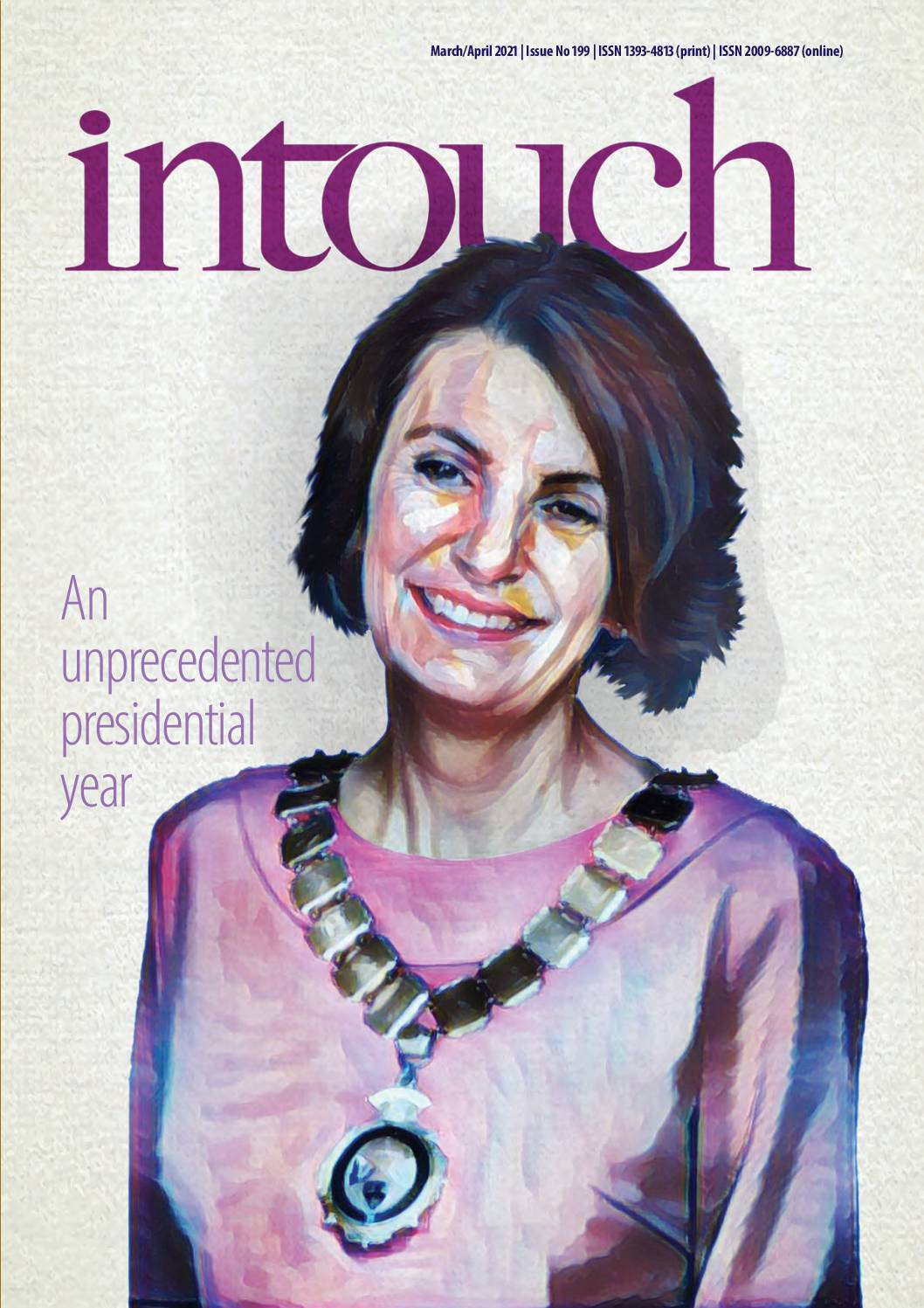 InTouch March/April 2021