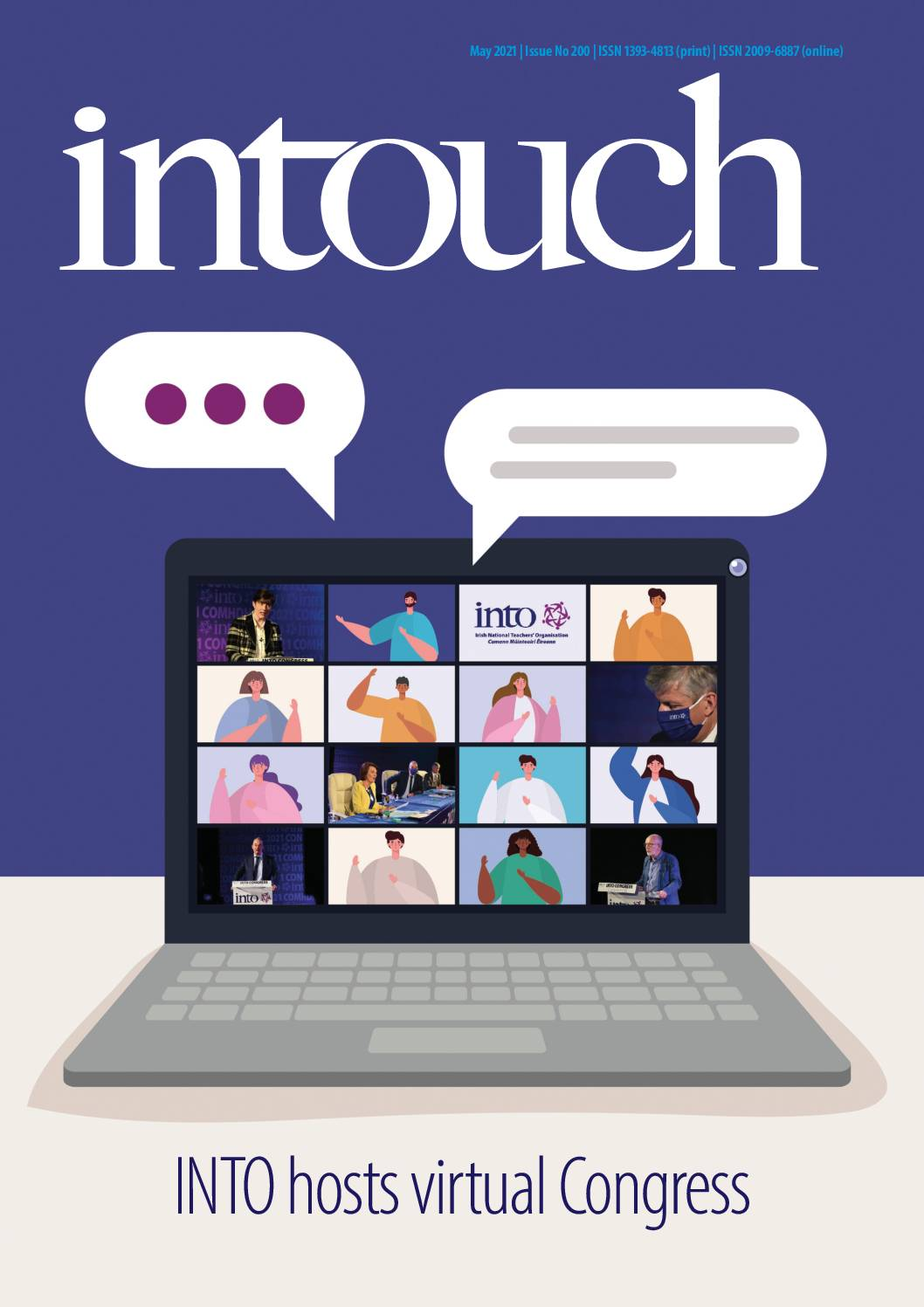 InTouch May 2021